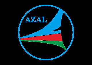 Azerbaijan Airlines Logo Vector