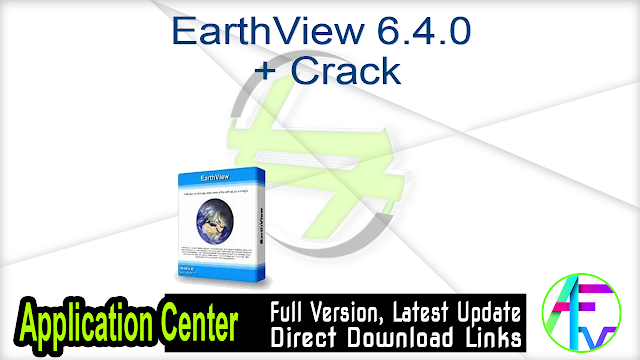 EarthView 6.4.0 + Crack