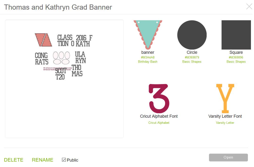 Capadia Designs: Graduation Celebration Banners