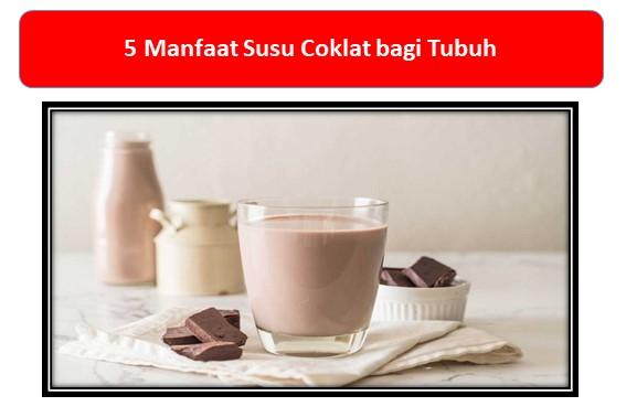 Manfaat Susu Coklat