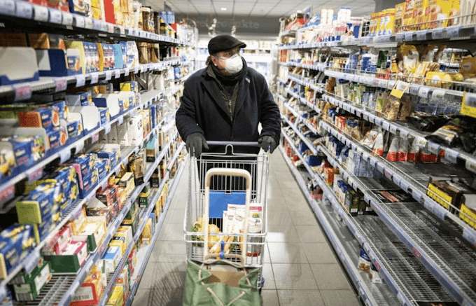 Italy will distribute food vouchers to the neediest in the midst of COVID-19 pandemic