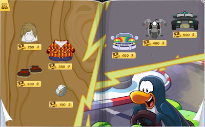 Club Penguin February 2016 Penguin Style Catalog Cheats