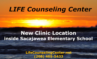 Life Counseling Center - Header with Phone Number