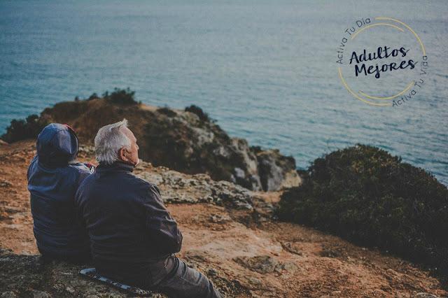 las relaciones con los padres mayores