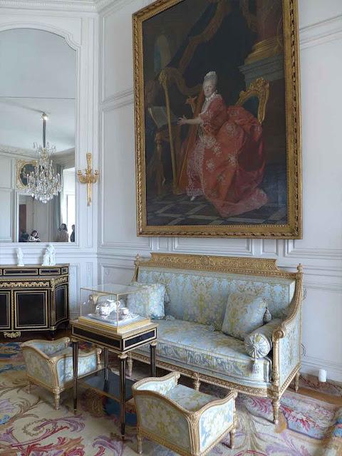 salon des princesses château de versailles