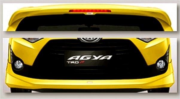 Bocoran Spesifikasi Agya facelift 2017 1200 cc