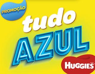 Cadastrar Promoção Huggies Fraldas Tudo Azul 3 Mil Reais Por Mês Durante 1 Ano
