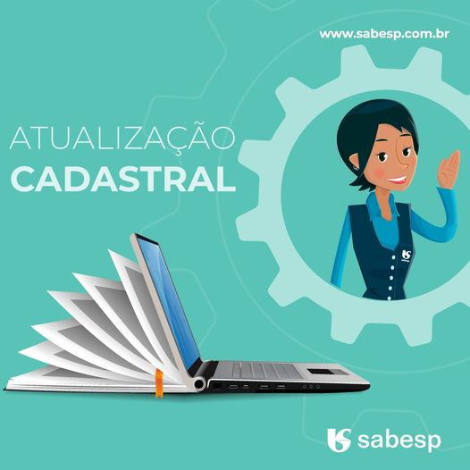Cadastro atualizado facilita atendimento e acesso a serviços da Sabesp