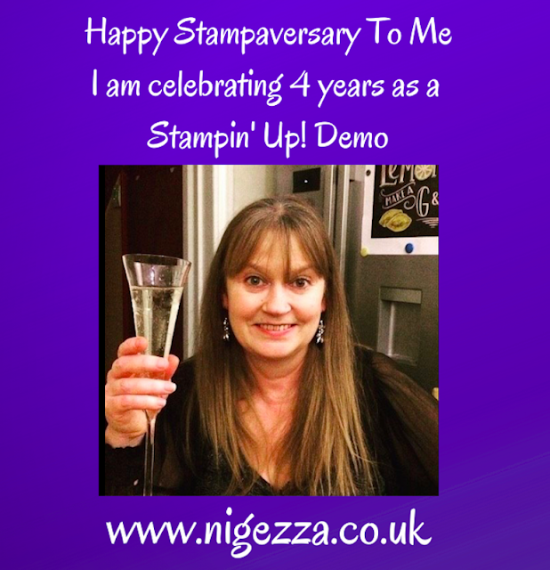 Happy Stampaversary To Me!