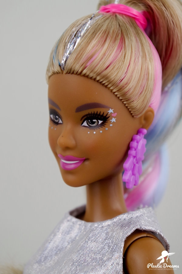 fantasy hair barbie