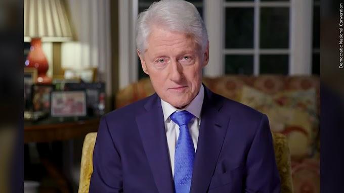 Bill Clinton ricoverato in terapia intensiva