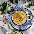 Buttercup Days: Lentil Pie with Feta & Thyme Mash