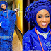 REAL FASHIONISTA!!! THAT'S 10/10: Proudly Muslim Nigerian bride pairs her Hijab with gele, YOU HAVE TO SEE HOW BEAUTIFUL IT IS!!