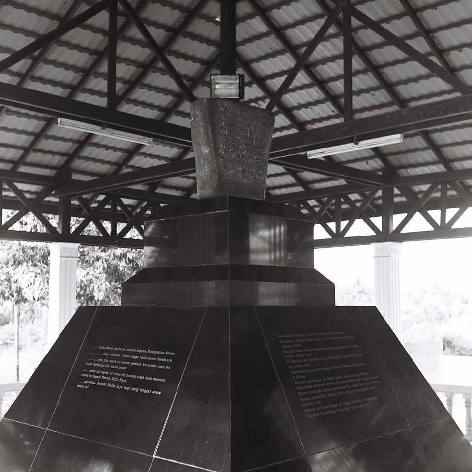 memorial batu bersurat kuala berang