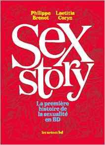 Sex Story de Philippe Brenot et Laetitia Coryn