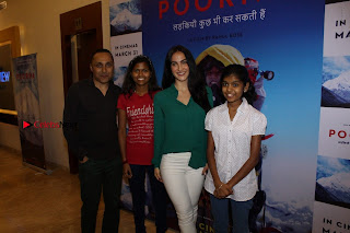 The Red Carpet Of The Special Screening Of Poorna  0066.JPG