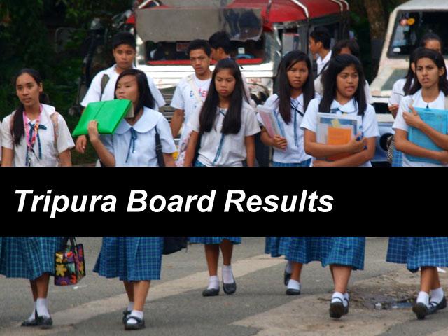 tbse board result tripura
