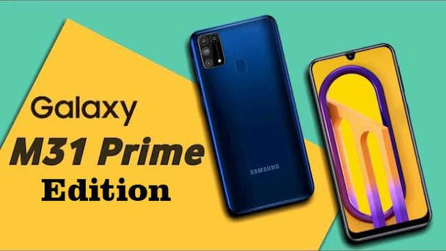 هاتف Galaxy M31 Prime Edition