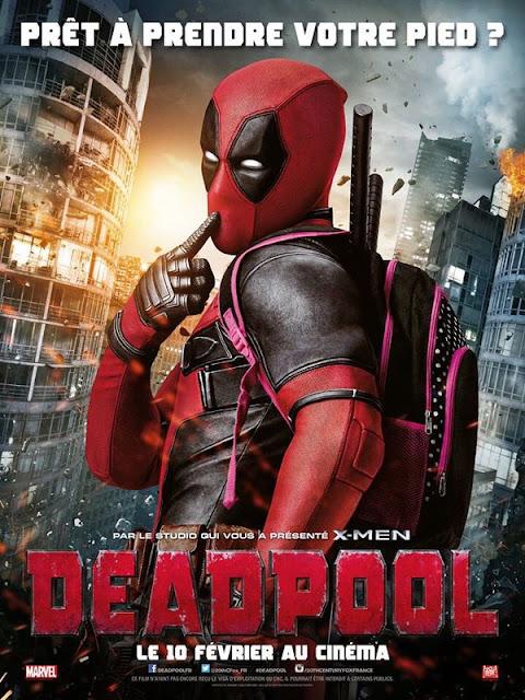 Deadpool 2 est confirmé