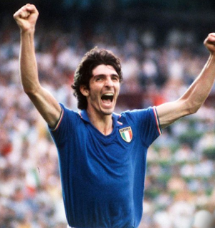 Italian- football - legend- Paolo- Rossi-  passed- away