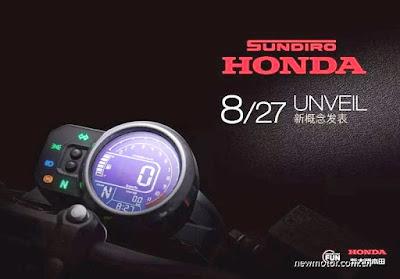 Teaser Honda Sport Klasik, Apa ya?