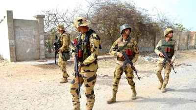 الجيش المصرى, روسيا, رجال الصاعقة,