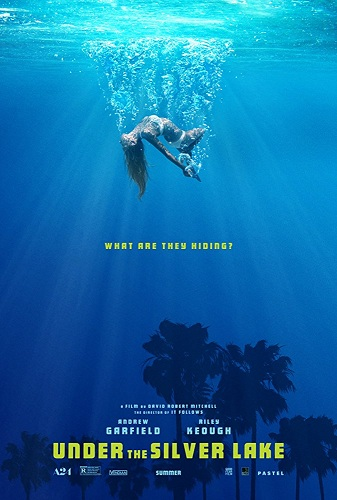Film Under the Silver Lake 2018