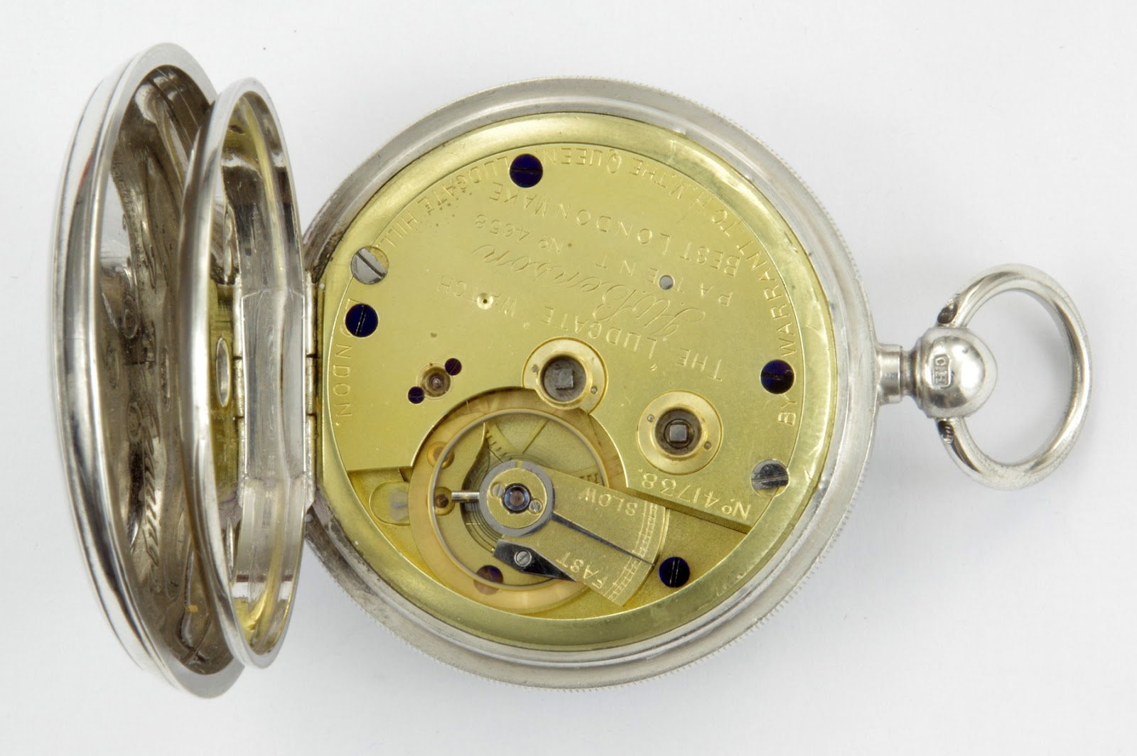 Oxford Pocket Watches Using Your Watch