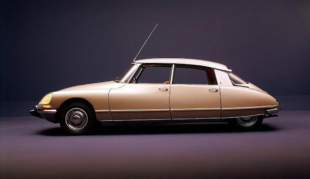 Citroen DS 1975