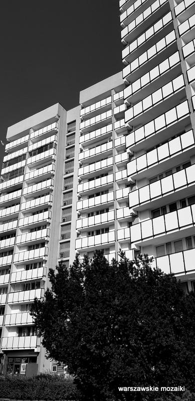 Grochów Praga Południe Warszawa Warsaw blok blokowisko architektura miasto city warszawskie blokowiska