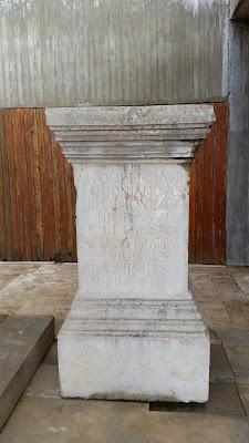 Columna en Volubilis