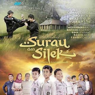Lirik Lagu A Depama - Balada Si Adil (OST Surau dan Silek)