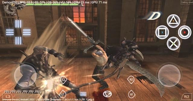 PPSS22 - PS2 Emulator APK 2.7 Download for Android