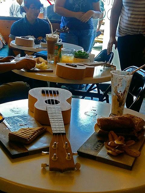 UkeHUB Kafe in Mactan Island Lapulapu City Cebu Philippines