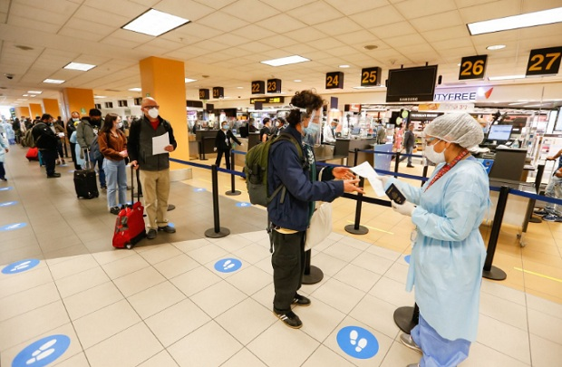 Minsa: no cumplir cuarentena al llegar al país es un delito penal contra la salud pública