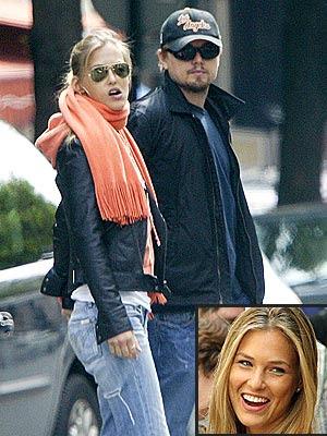 Leonardo DiCaprio And His Girlfriend
