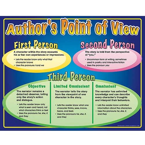 point of view meaning in literature