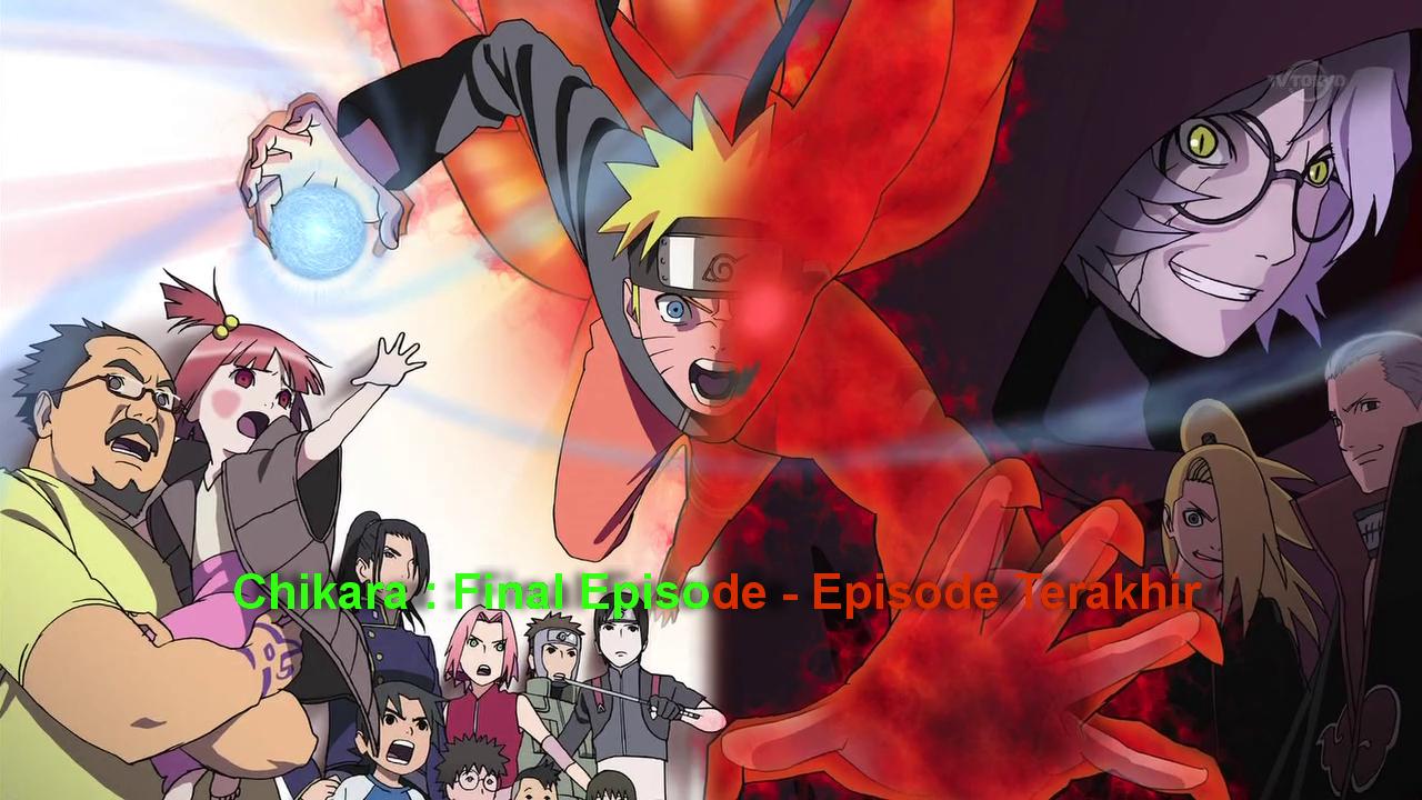 Download video naruto episode 450