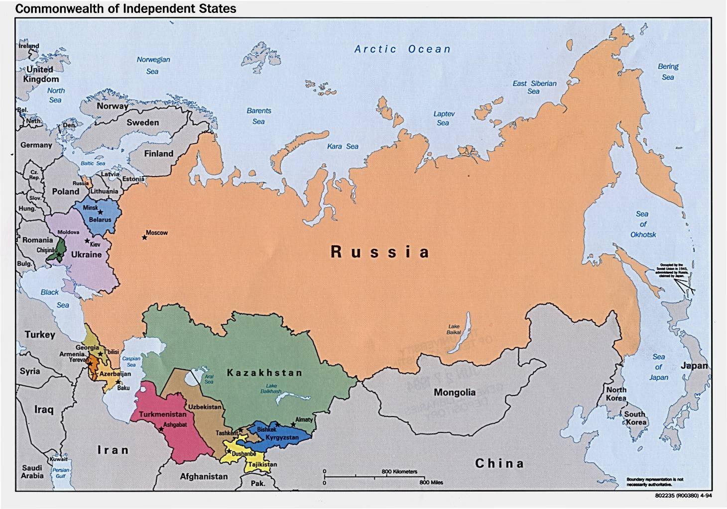 Russian Ukraine Belarus And 87