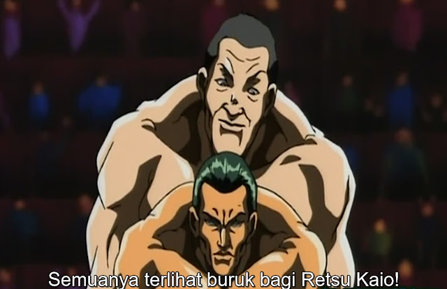 Baki The Grappler Episode 32 Subtitle Indonesia