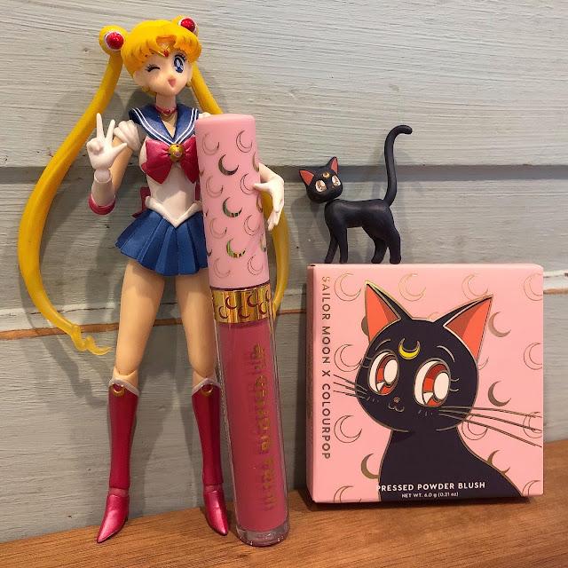 Sailor Moon Colourpop Collection - Lip Gloss and Blush