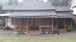 villa istana bunga 3 kamar fasilitas kolam renang