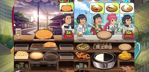 permainan memasak terbaru