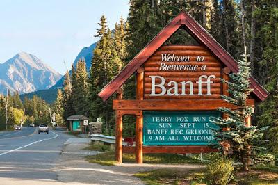 Khám phá khu vườn quốc gia BANFF lớn nhất ở Canada