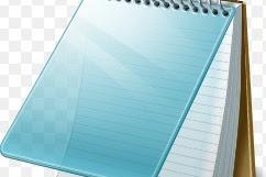 Cara Seting Notepad Agar Tulisan Fleksible Tidak Memanjang Kesamping