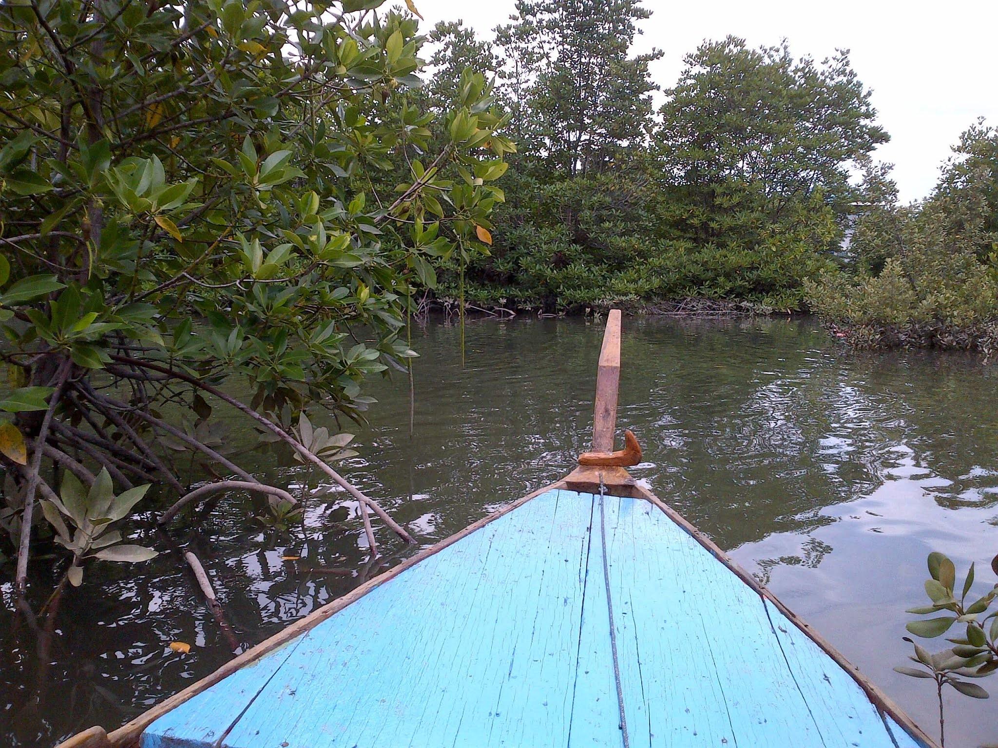 Pantai Indah Pulau Lengkana 1