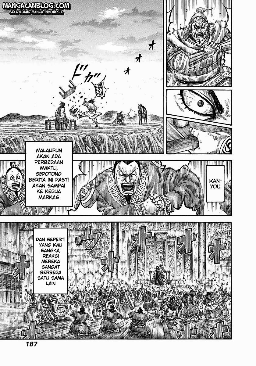 Baca Komik Manga Kingdom Chapter 315 Komik Station
