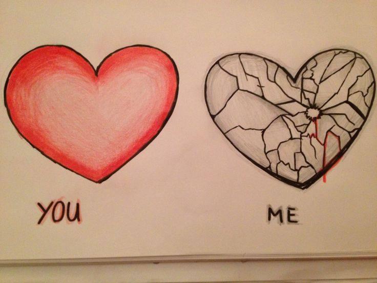 Heart Broken Pictures