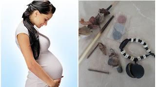 Hati-hati Kesyirikan Ibu Hamil yang Mengenakan Azimat