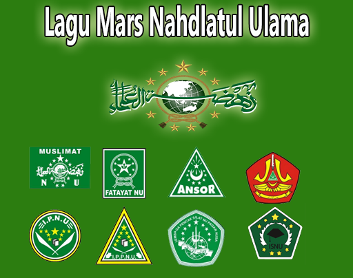 kumpulan logo nu - banom - lembaga nu